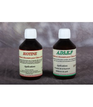 Biotine 250 ml + AD3EF 250 ml