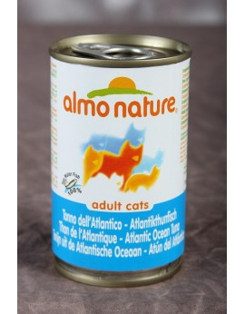 Almo Nature chat thon de l'atlantique de 140gr