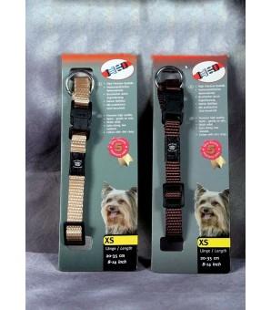 Collier taille XS pour votre chien ou chat - 20/35cm