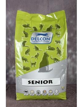 Croquettes pour vieux chat DELCON SENIOR