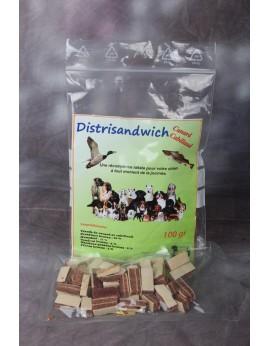Distrisandwich canard cabillaud 100 gr