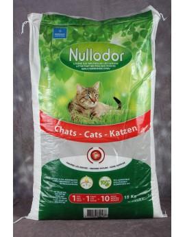 NULLODOR Litière pour chat