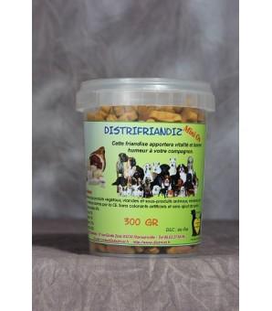Distrifriandiz mini os jambon fromage 300 gr