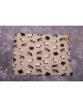 Duvets pour chiens et chats taille 1 (70cm * 55cm)