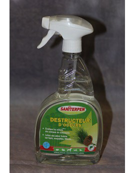 Saniterpen - Destructeur d'odeurs