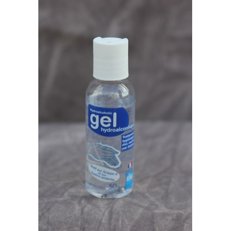 Hydroalcoolique Gel 50 ml